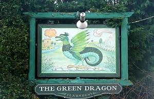 Green Dragon Flaunden